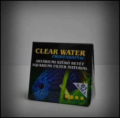 SZAT Clear Water Original B1a 0-30l méret 7x13cm +Protein Filter Technologi!