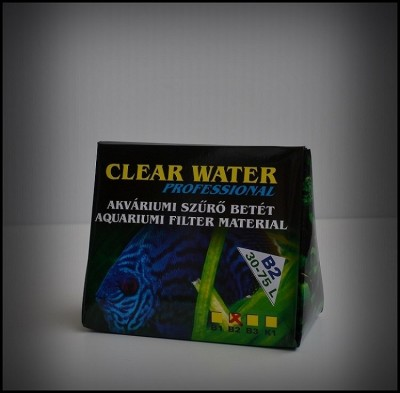 SZAT Clear Water Original B2  30-75l  méret 11x13cm +Protein Filter Technologi!
